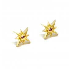 Lumina Gold Earrings