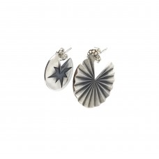 Starlight Hoops Earrings
