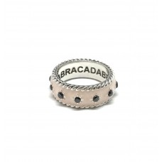 Abracadabra Band Ring