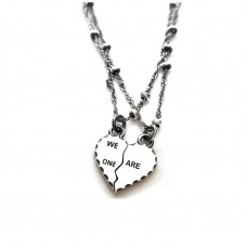 """""""We are one"""" Pendant"""