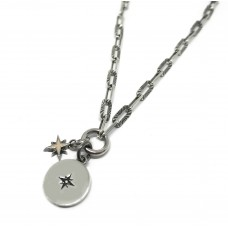 """Per Aspera Ad Astra"" Necklace"